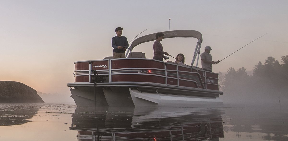 Pontoon Boats Product News At BoaterInput.com