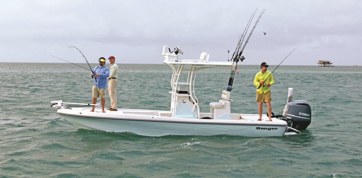 Saltwater Fishing Boat Product News at BoaterInput.com