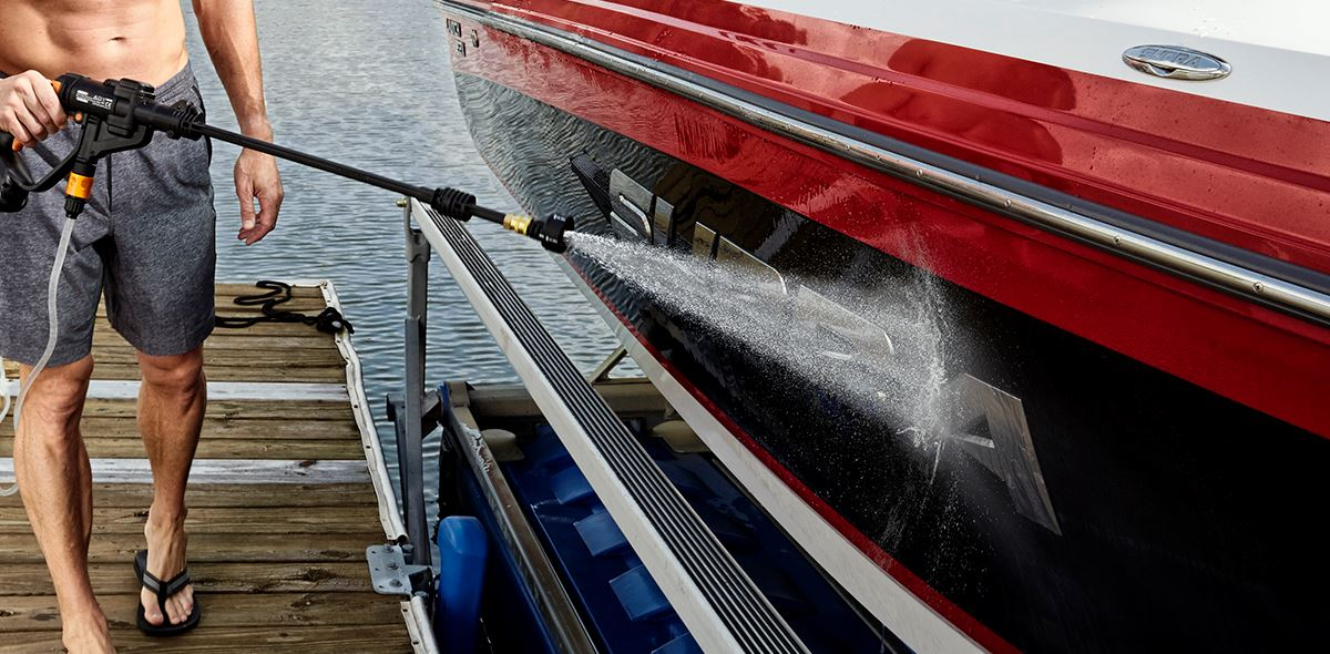 BoaterInput Cleaning and Maintenance Gear Homepage Hero