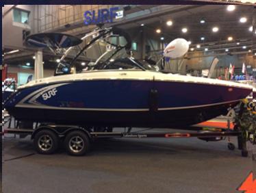 2017 Cobalt WSS R3 Surf