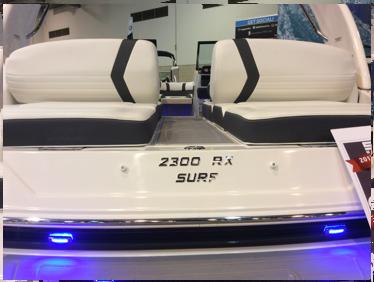 2017 Regal 2300 RX Surf