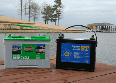 Top Rated Marine Starting Batteries