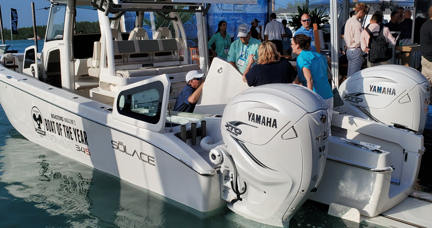 Top Rated Outboard Engines - 150HP+